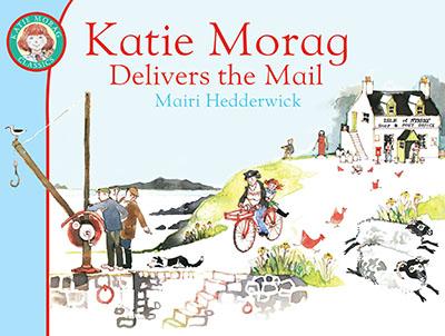 Katie Morag Delivers the Mail - Jacket