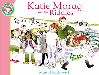Katie Morag And The Riddles - Jacket