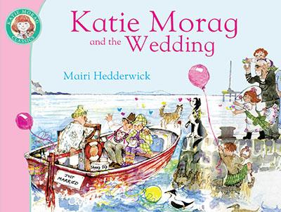Katie Morag and the Wedding - Jacket
