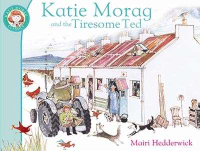 Katie Morag And The Tiresome Ted - Jacket