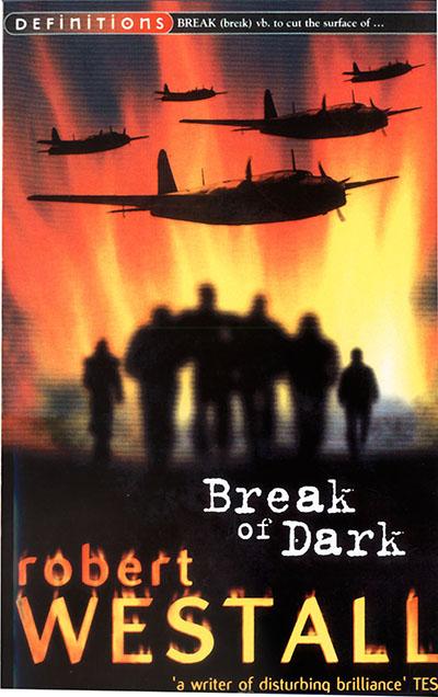 Break Of Dark - Jacket