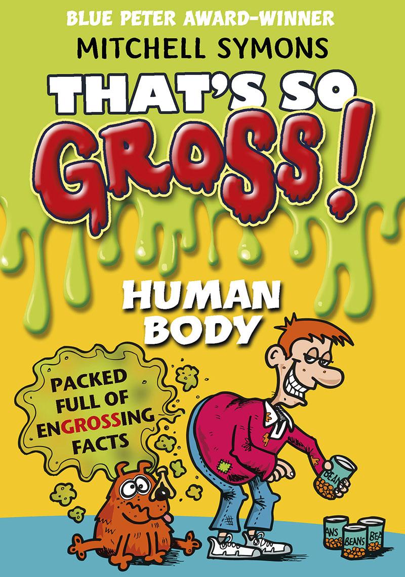 That's So Gross!: Human Body - Jacket