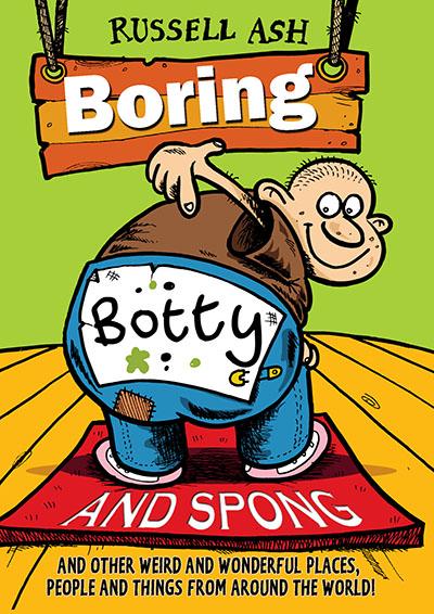 Boring, Botty and Spong - Jacket