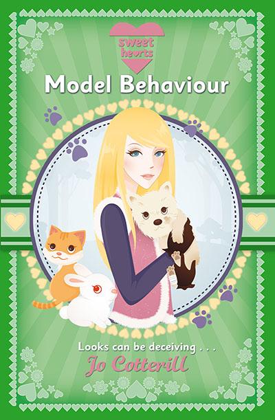 Sweet Hearts: Model Behaviour - Jacket
