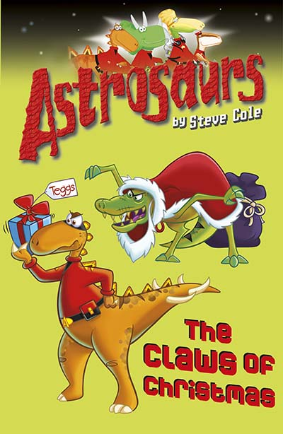 Astrosaurs 11: The Claws of Christmas - Jacket