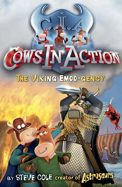 Cows in Action 12: The Viking Emoo-gency - Jacket