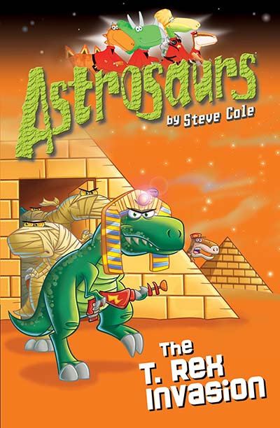 Astrosaurs 21: The T Rex Invasion - Jacket