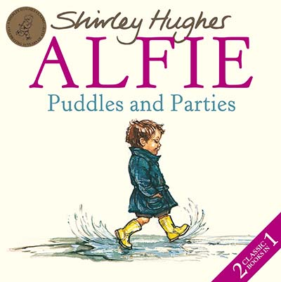 Puddles and Parties - Jacket