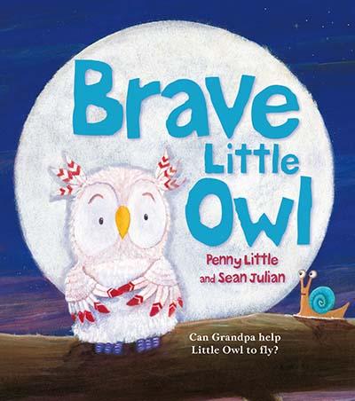 Brave Little Owl - Jacket