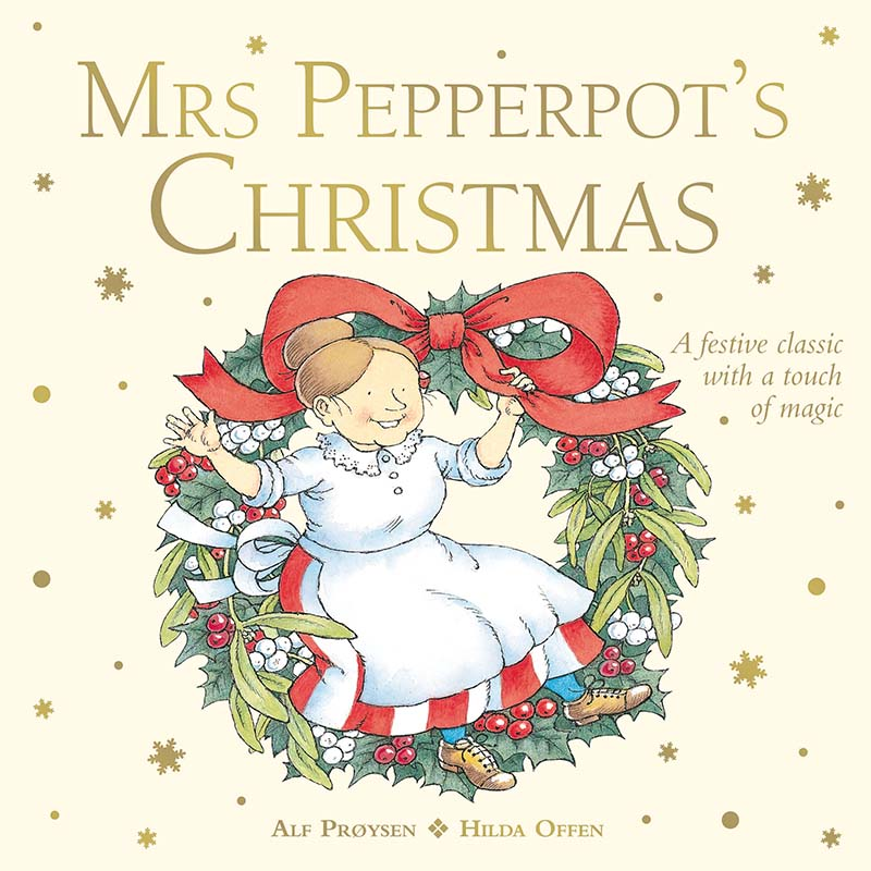 Mrs Pepperpot's Christmas - Jacket