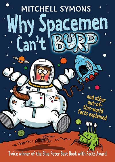 Why Spacemen Can't Burp... - Jacket