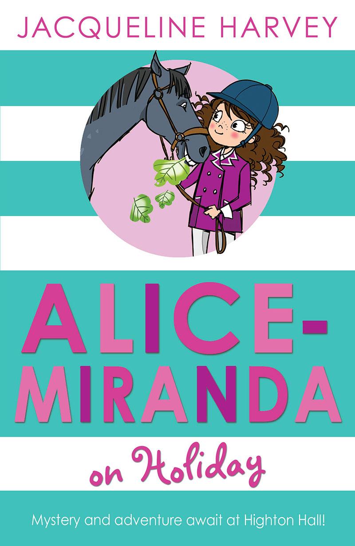 Alice-Miranda on Holiday - Jacket