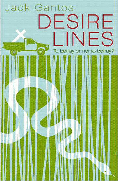 Desire Lines - Jacket
