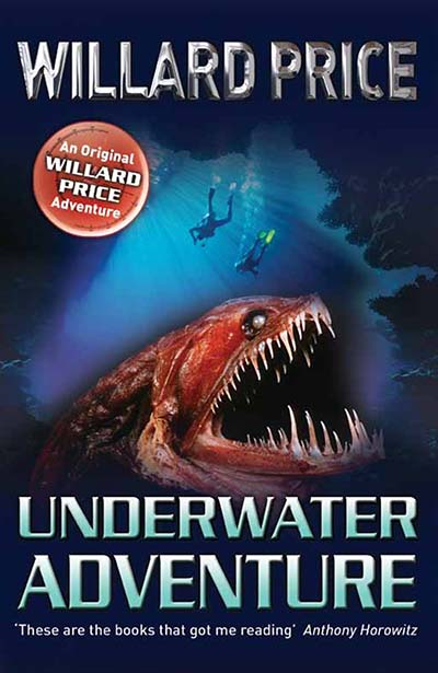 Underwater Adventure - Jacket