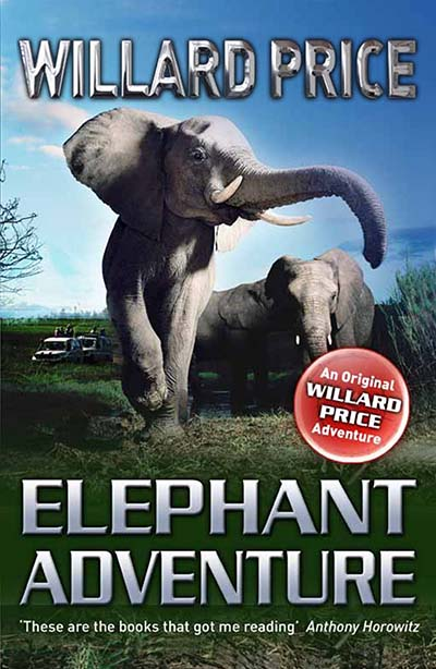 Elephant Adventure - Jacket
