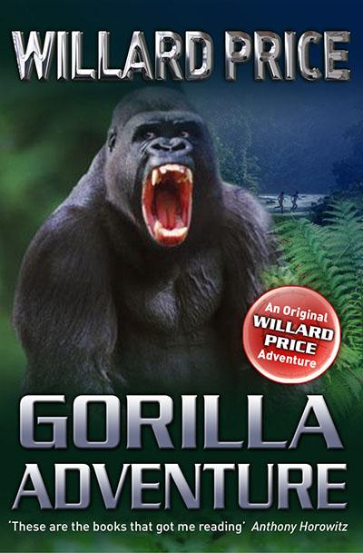 Gorilla Adventure - Jacket