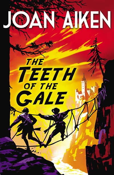 The Teeth of the Gale - Jacket