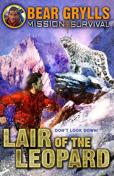 Mission Survival 8: Lair of the Leopard - Jacket