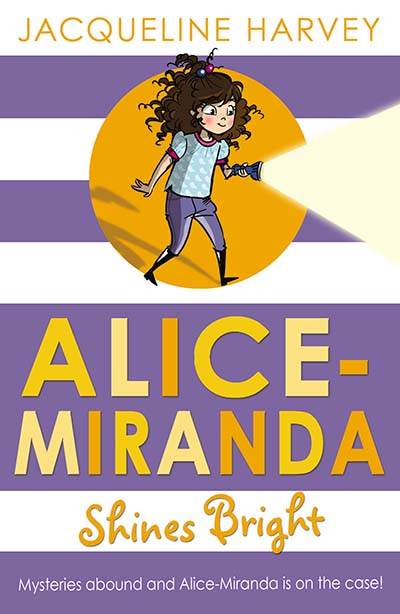 Alice-Miranda Shines Bright - Jacket