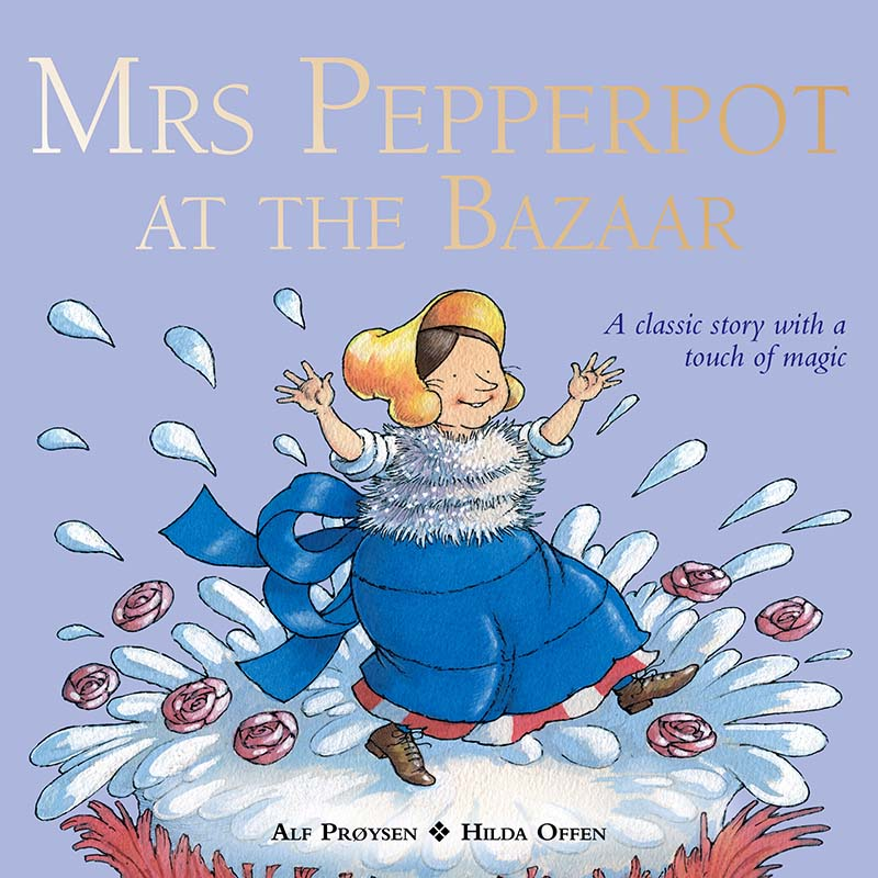 Mrs Pepperpot at the Bazaar - Jacket