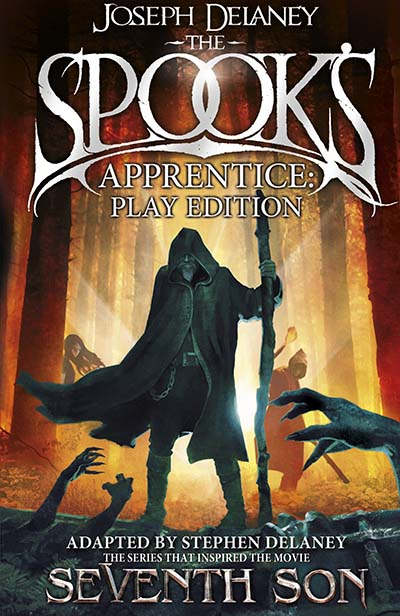 The Spook's Apprentice - Play Edition - Jacket
