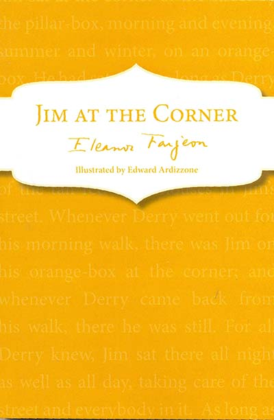 Jim at the Corner - Jacket