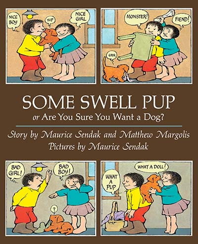 Some Swell Pup Or Are You Sure You Want A Dog? - Jacket