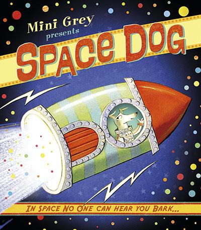 Space Dog - Jacket