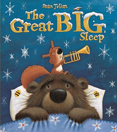 The Great Big Sleep - Jacket