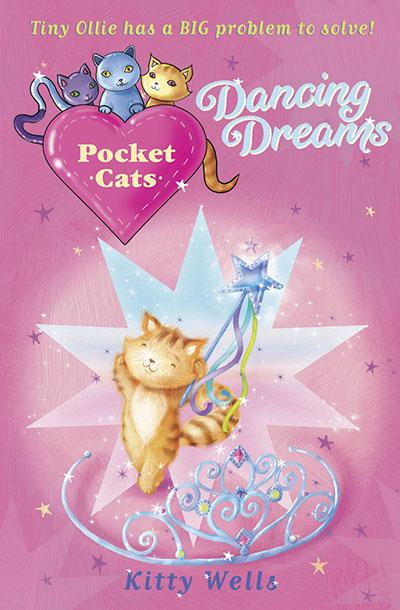 Pocket Cats: Dancing Dreams - Jacket