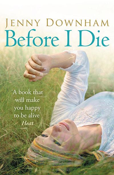Before I Die - Jacket