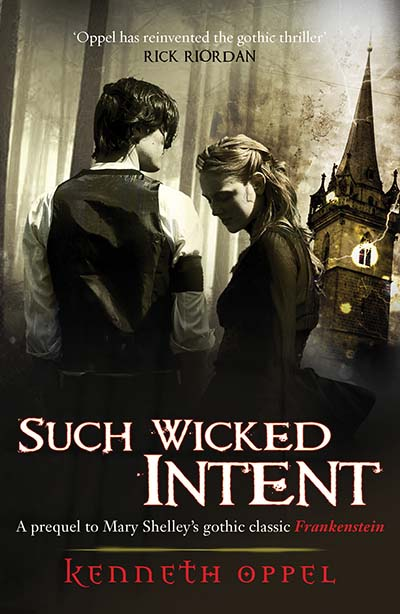 Such Wicked Intent - Jacket