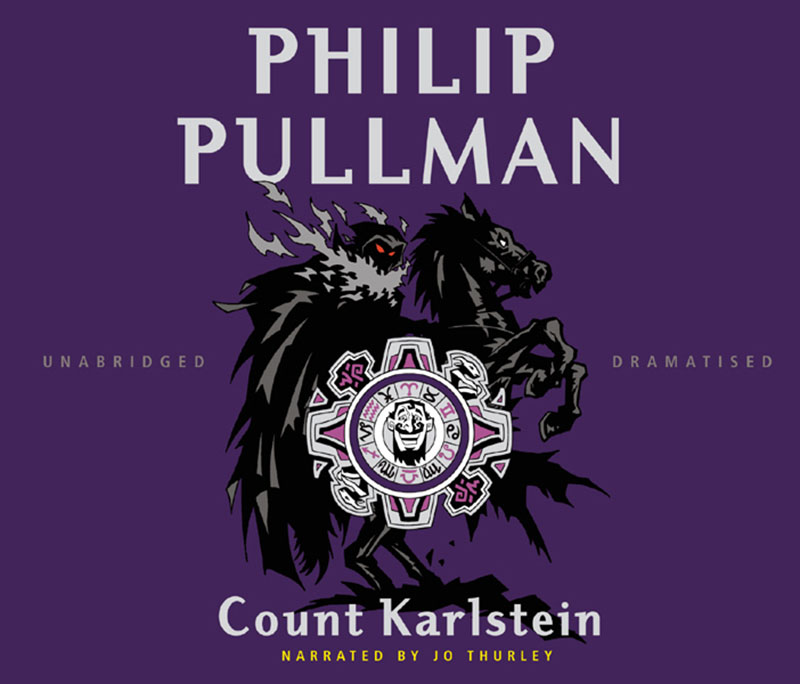 Count Karlstein: or The Ride of the Demon Huntsman - Jacket
