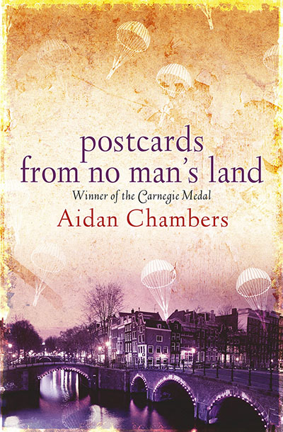 Postcards from No Man's Land - Jacket