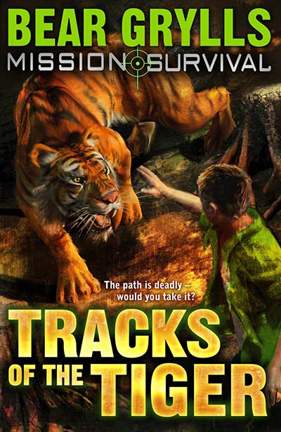 Mission Survival 4: Tracks of the Tiger - Jacket