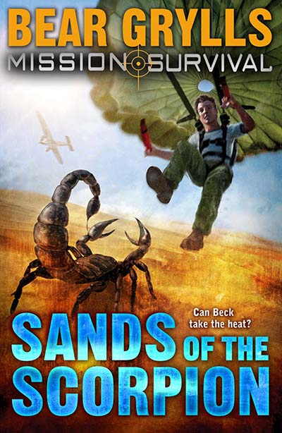 Mission Survival 3: Sands of the Scorpion - Jacket