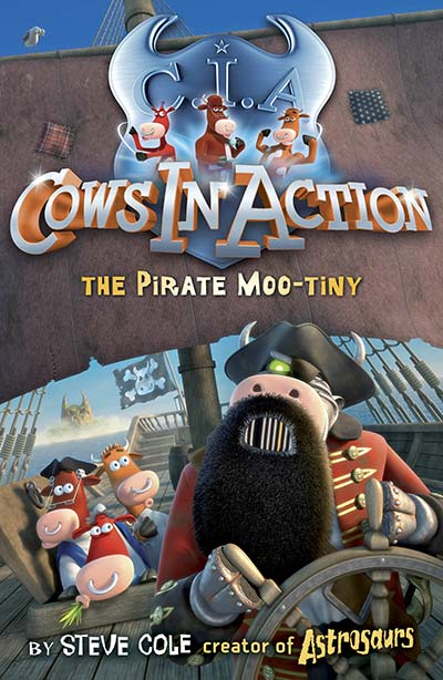 Cows In Action 7: The Pirate Mootiny - Jacket
