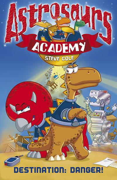 Astrosaurs Academy 1: Destination Danger - Jacket