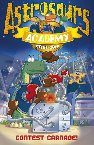 Astrosaurs Academy 2: Contest Carnage! - Jacket