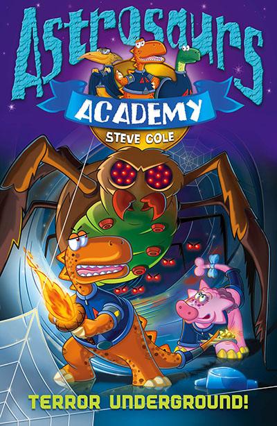 Astrosaurs Academy 3: Terror Underground - Jacket