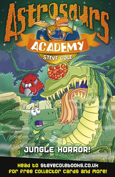 Astrosaurs Academy 4: Jungle Horror! - Jacket