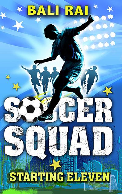 Soccer Squad: Starting Eleven - Jacket