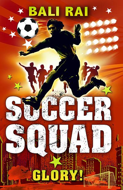 Soccer Squad: Glory! - Jacket