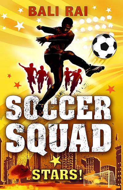 Soccer Squad: Stars! - Jacket