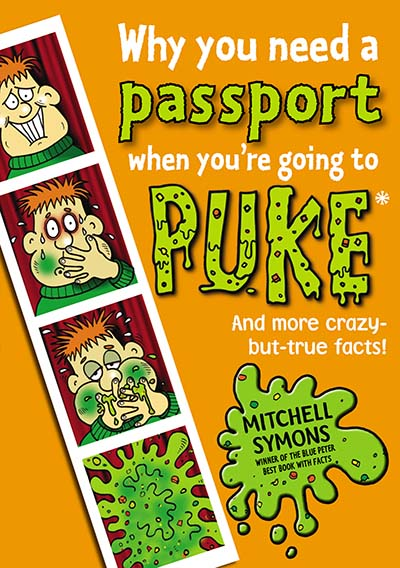 Why You Need a Passport When You're Going to Puke - Jacket