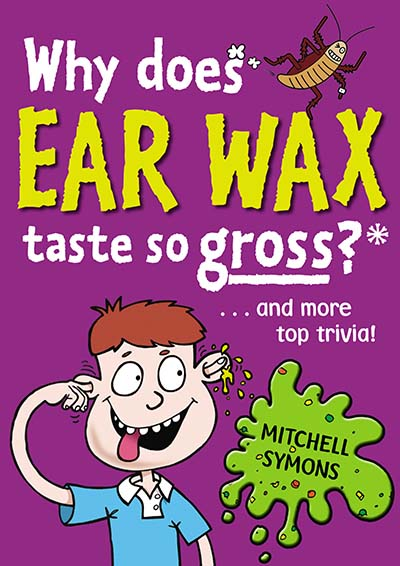 Why Does Ear Wax Taste So Gross? - Jacket