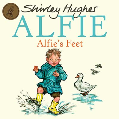 Alfie's Feet - Jacket