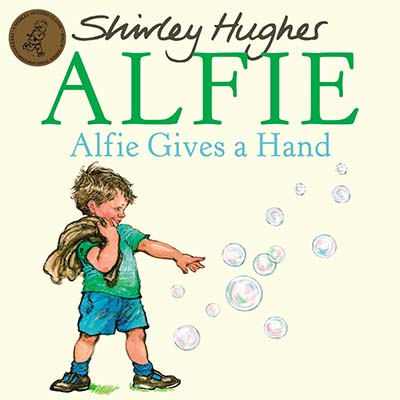 Alfie Gives A Hand - Jacket