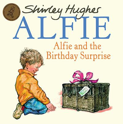 Alfie & The Birthday Surprise - Jacket