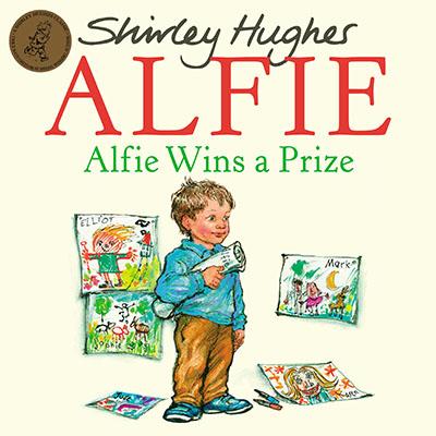 Alfie Wins A Prize - Jacket